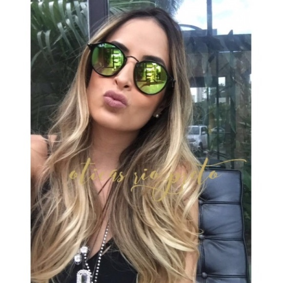ray ban rb2447 round